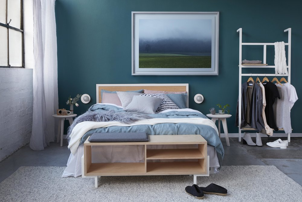 Maitland Street Interiors, Sarah Elshaug, Interior Stylist Melbourne, Felix Furniture Bedroom