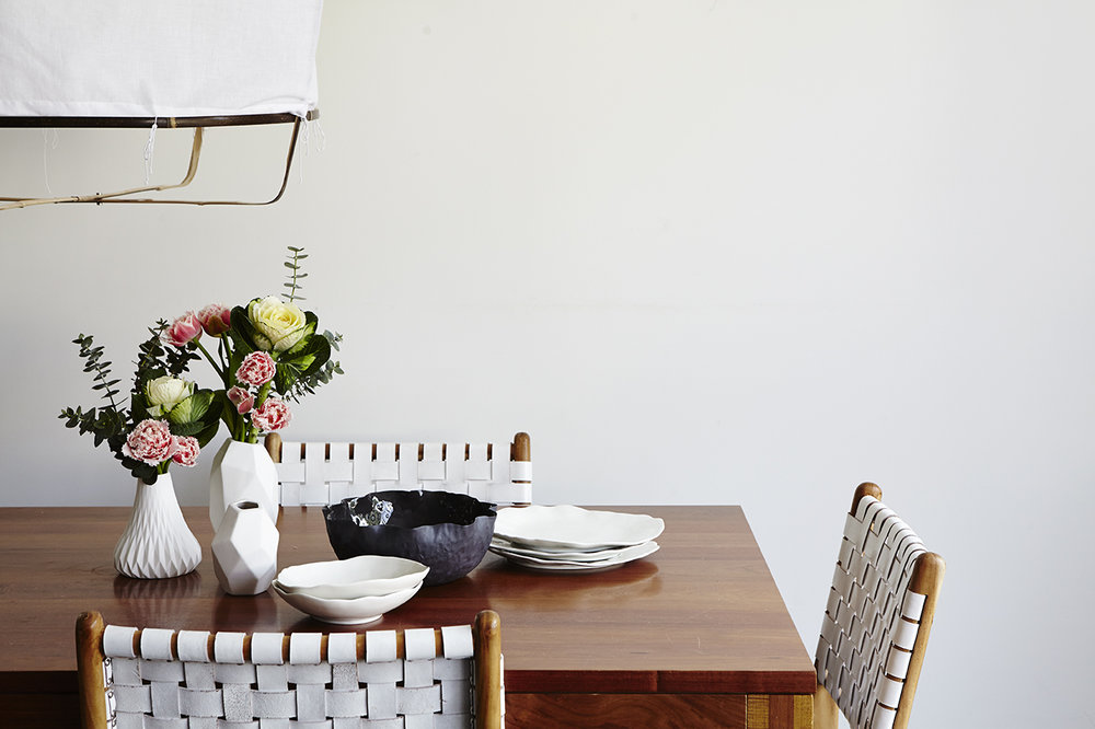 Maitland Street Interiors, Sarah Elshaug, Interior Decorator Melbourne, Scandi Dining Room