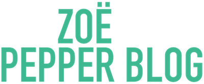 The Zoë Pepper Blog