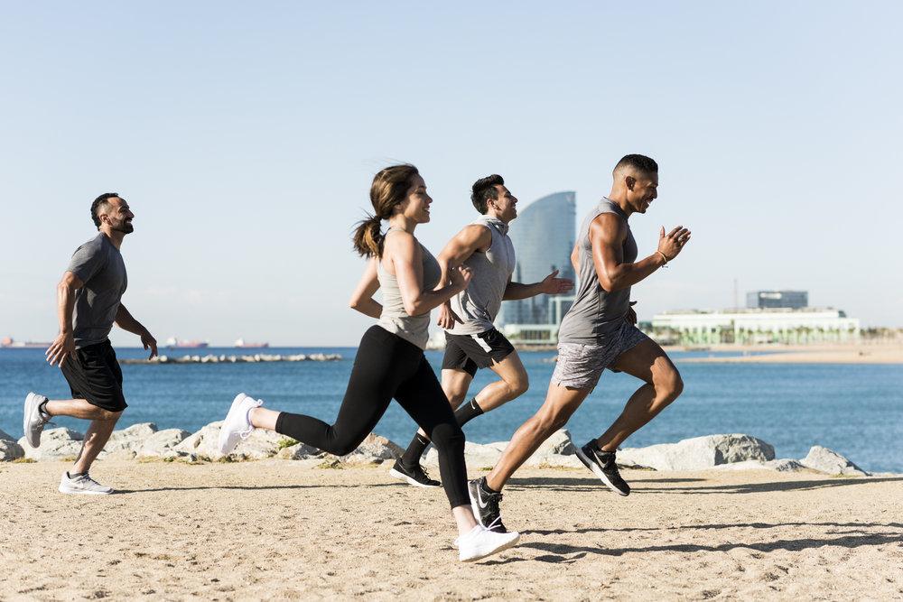Running Classes