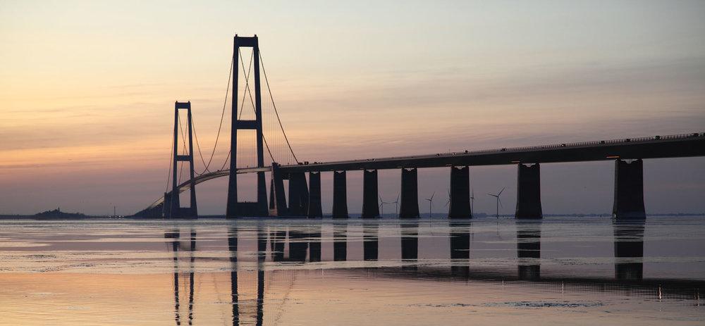 De mange transportører sikrer, at du kan få leveret i hele Danmark -