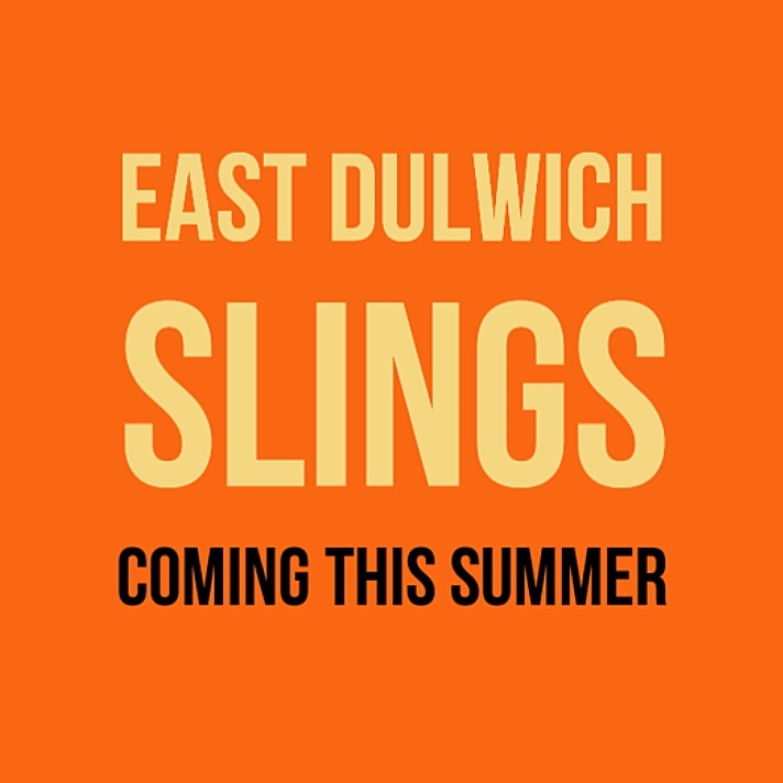 East Dulwich Sling Library From June 2017 our lovely midwife Rachel will be running workshops and private consultations to support you in learning about babywearing and carrying your baby in a sling. Not only will you get her expert advice but you can hire slings to get the right one for you and your baby! Find out more...
