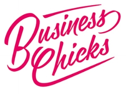 Business Chicks Logo (Pink)