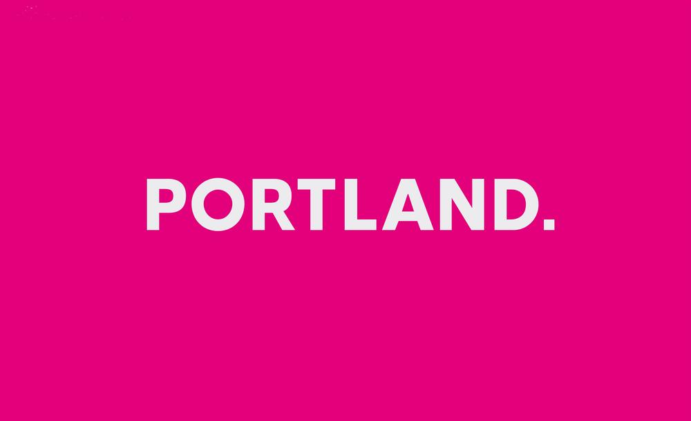 Portland Brand Identity / Guidelines / Assets