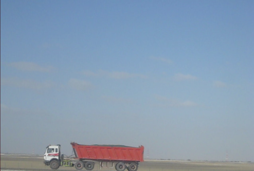 Abu Dhabi the Empty Quarter 2008