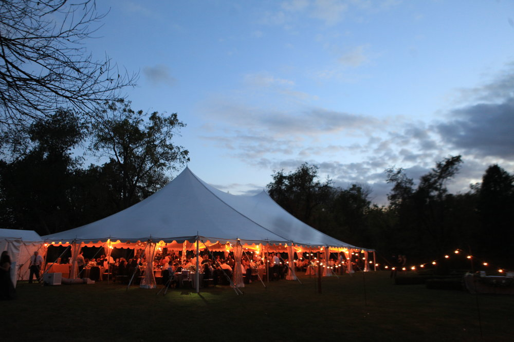 Copy of Tent at Dusk