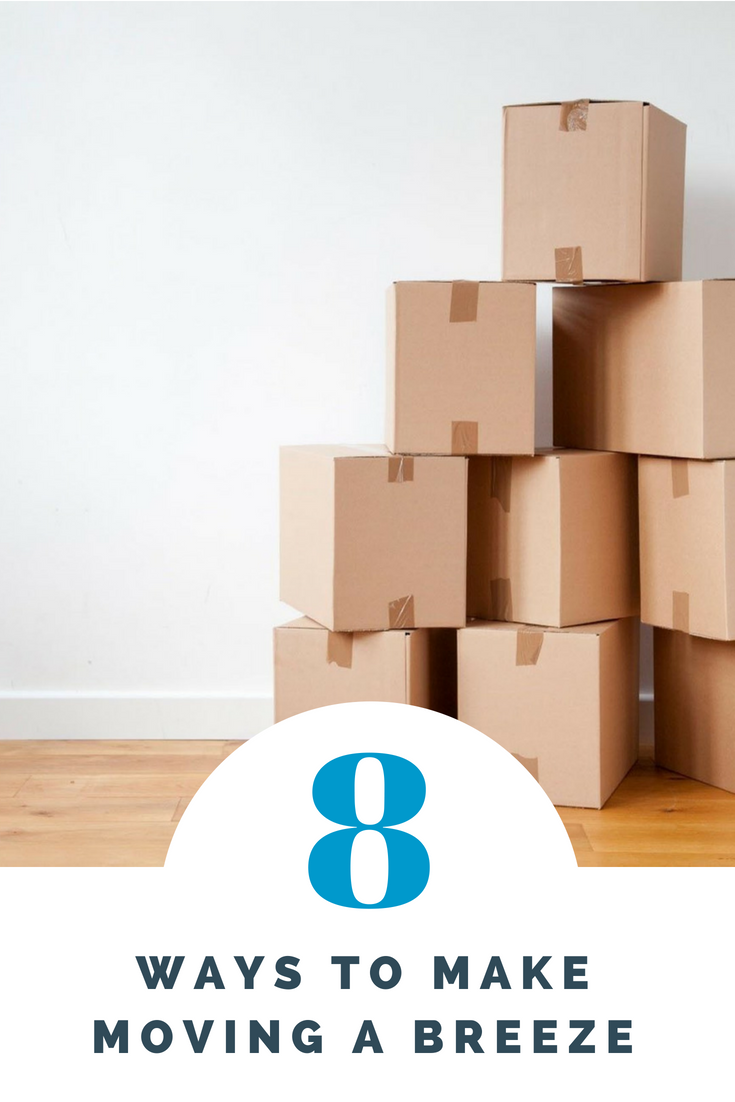 Moving Tip Sheet - Don't get stuck in a pile of half packed boxed. Download our handy moving tip sheet below to help keep your sane during the moving process.