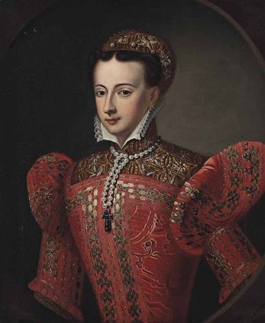 scottish-school-(18)-portrait-of-mary,-queen-of-scots-(1542-1587),-half-length,-in-an-embroidered-red-dress,-a-jewelled.jpg
