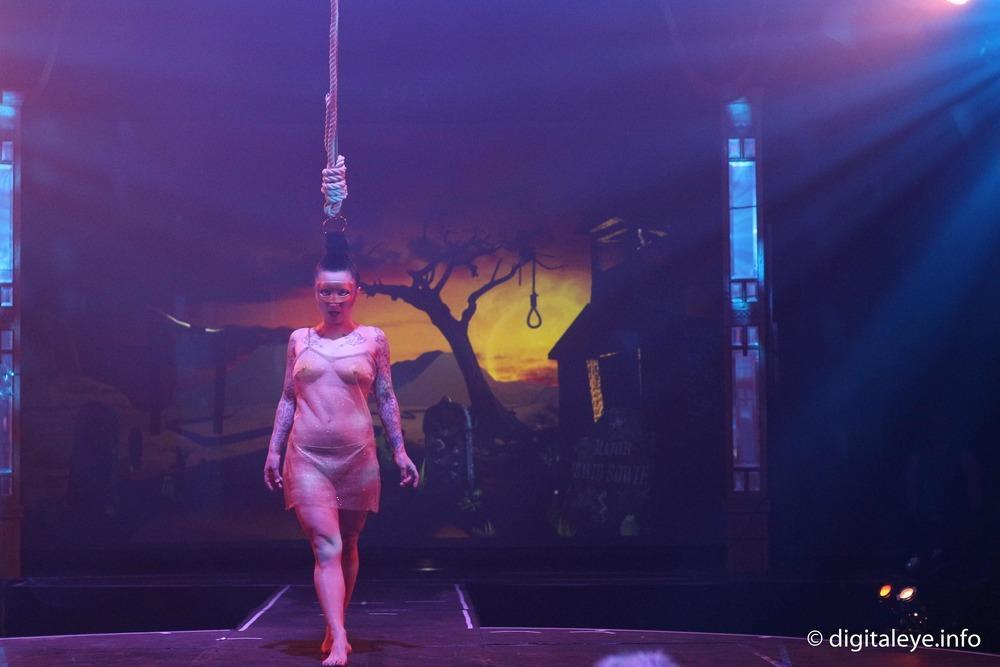 Zero CEntral Cabaret Circus London UK