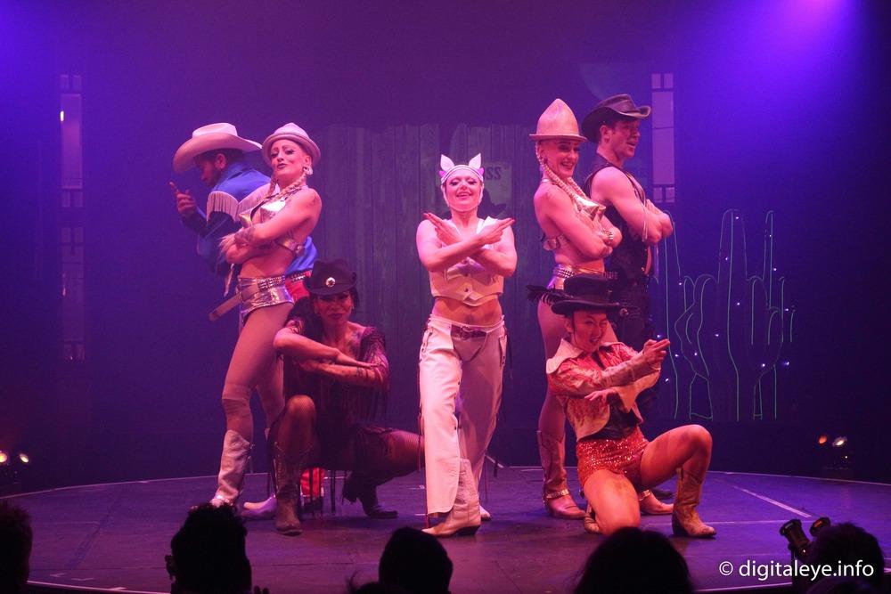 Zero Central London UK Cabaret Circus