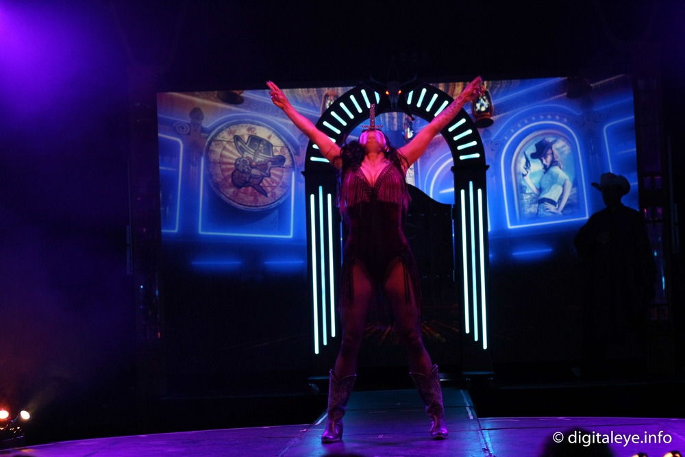 Zero Central London Circus Cabaret UK