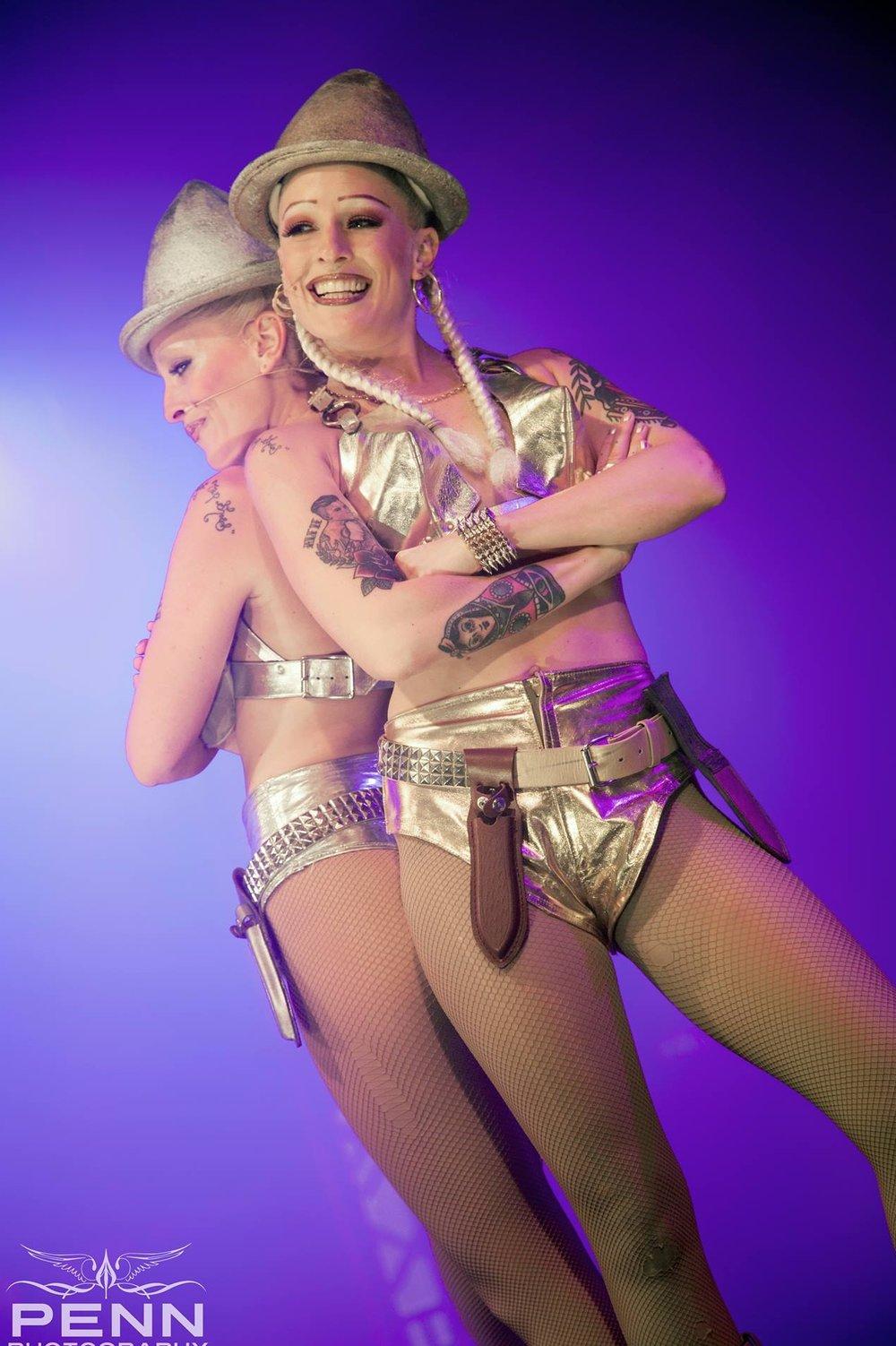 Zero Central Circus Cabaret London UK