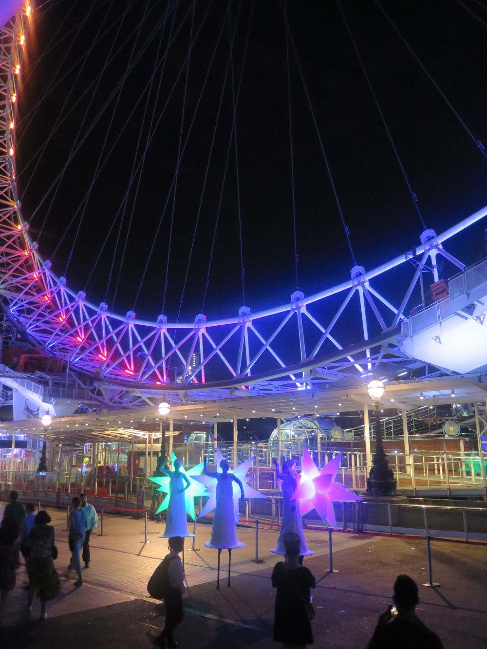 Zero Central Circus London UK