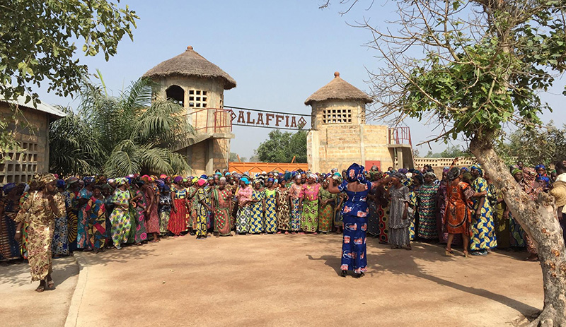 Alaffia Cooperative, Togo