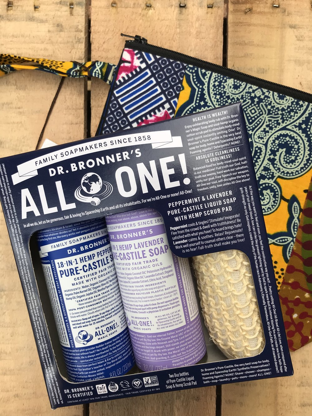 Dr. Bronner's Gift Set
