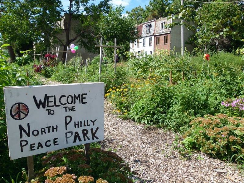 North Philly Peace Park