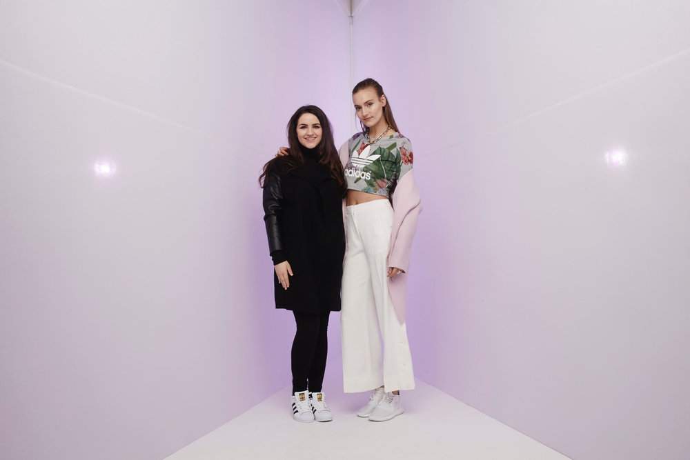 Juliette was hand-picked to style the Adidas look book in 2016. We are so proud to have her in our campus community of girls that are designing the career and life they love!