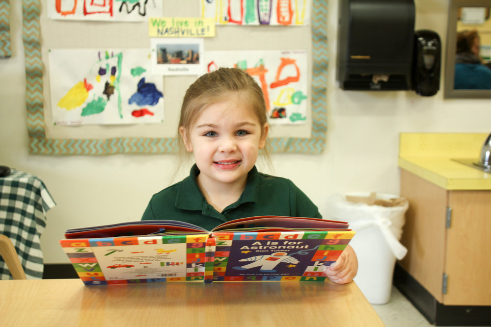 Kindergarten Readiness Newsletter