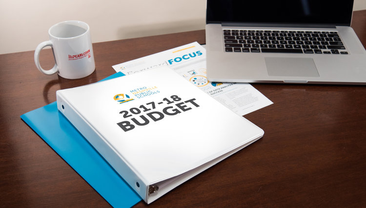 Metro Schools Presents Proposed 2017-2018 Budget to Board of Education