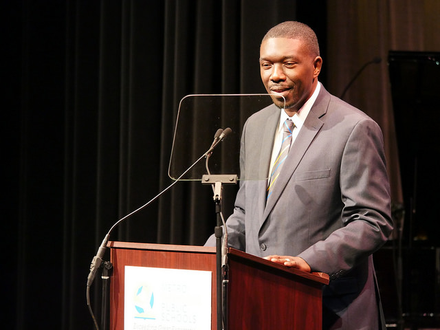 Dr. Joseph Delivers the State of Schools Address