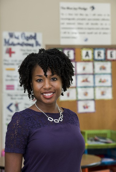 West End Teacher Cicely Woodard Named Tennessee Teacher of the Year