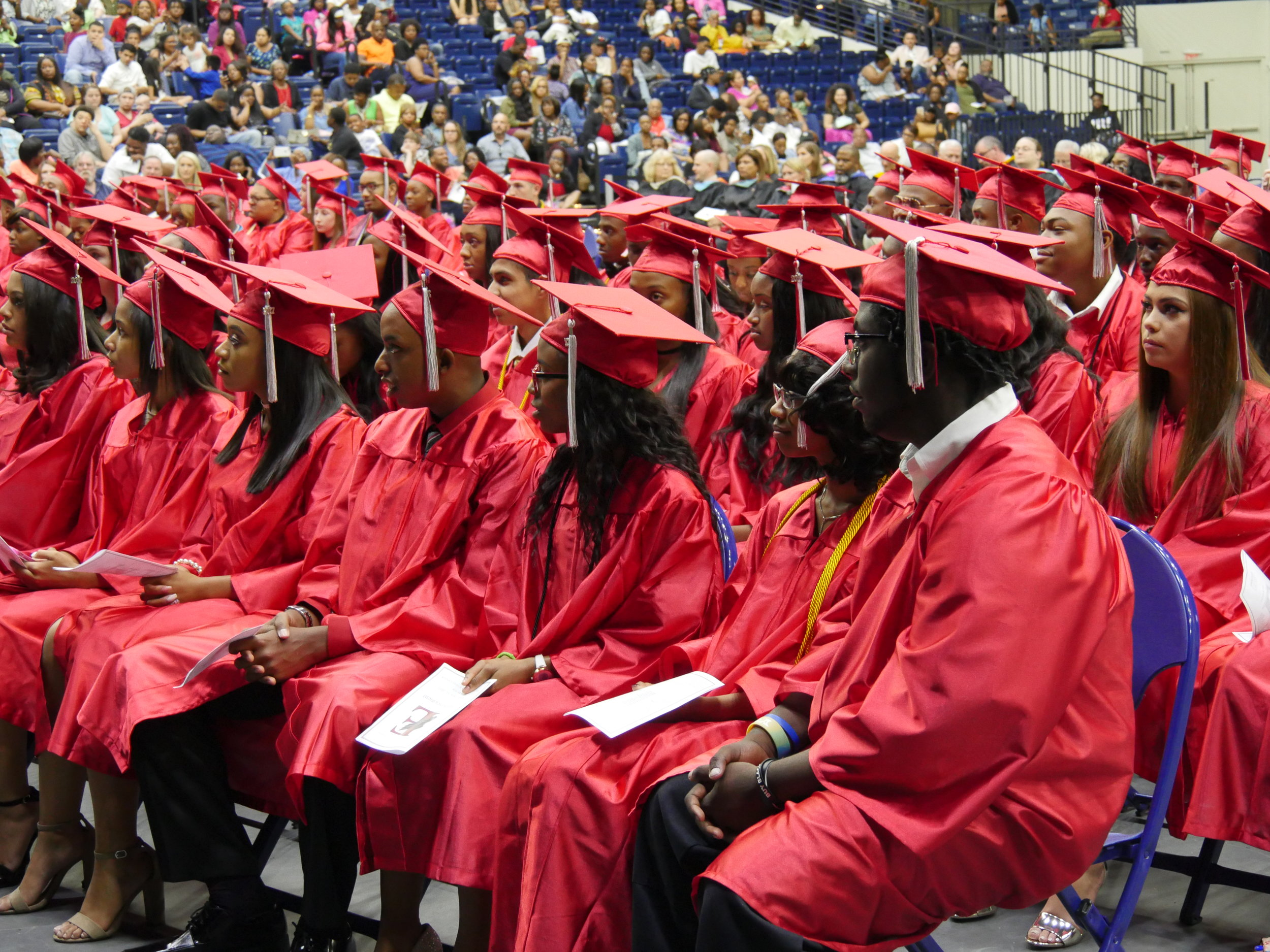 Metro Schools Announces 2018 Graduation Dates