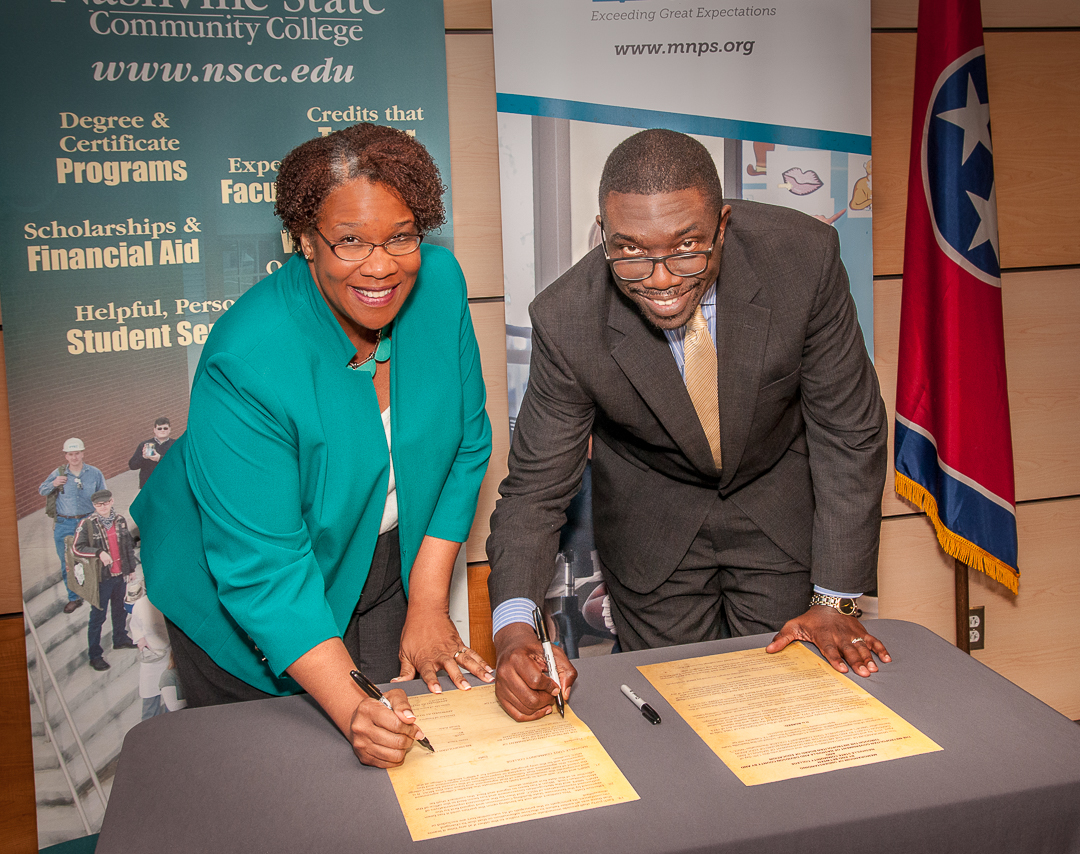 Early College High School Program to Provide Students Access to Opportunity and Excellence