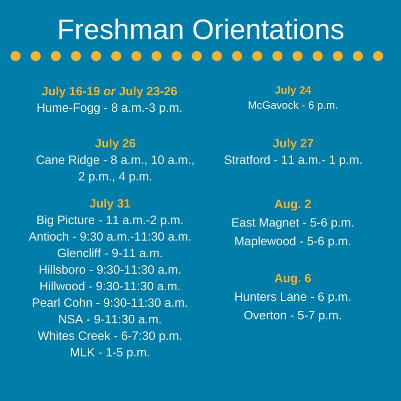 2018 Freshmen Orientation Dates.png