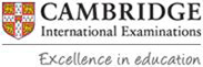 Cambridge logo for Advanced Academics