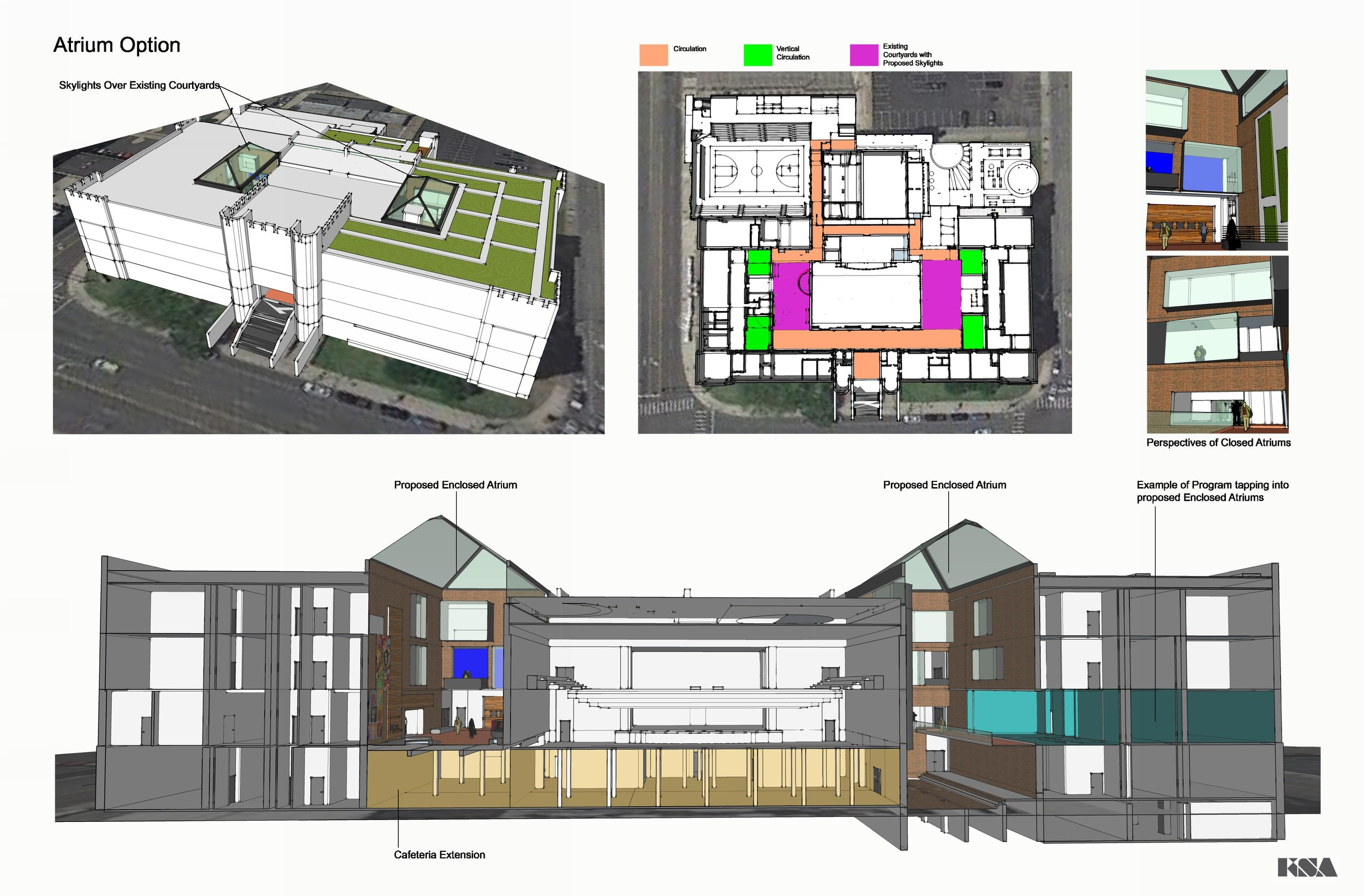 Proposed renovation plans for Hume-Fogg Magnet High School