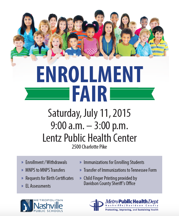 Enrollment Fair 2015