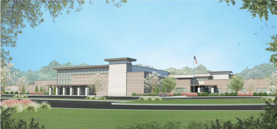 Smith Springs Elementary School, Opening August 2015