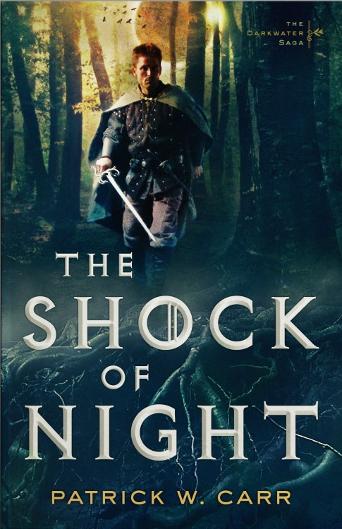 Shock Of Night Cover Photo