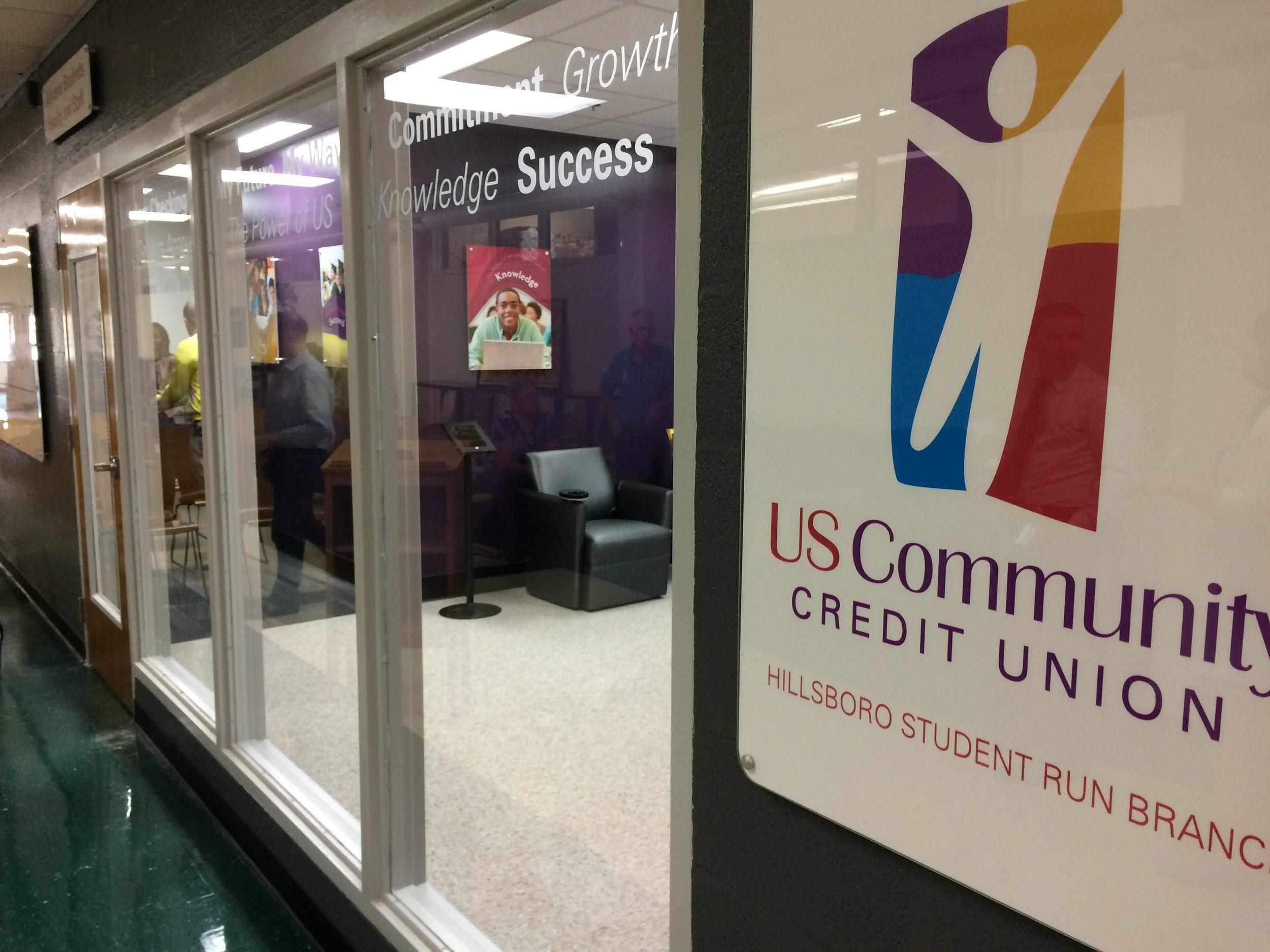 Hillsboro High School Opens An Actual Working Branch Of Us