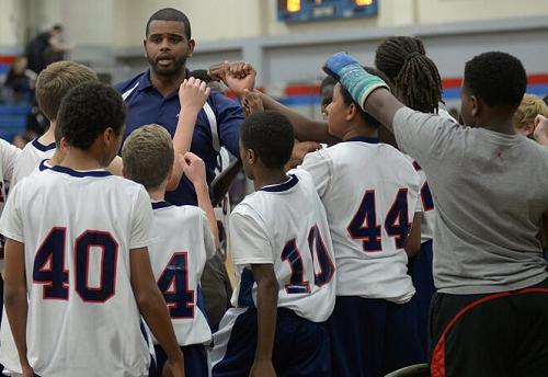 Bellevue Middle Prep Basketball