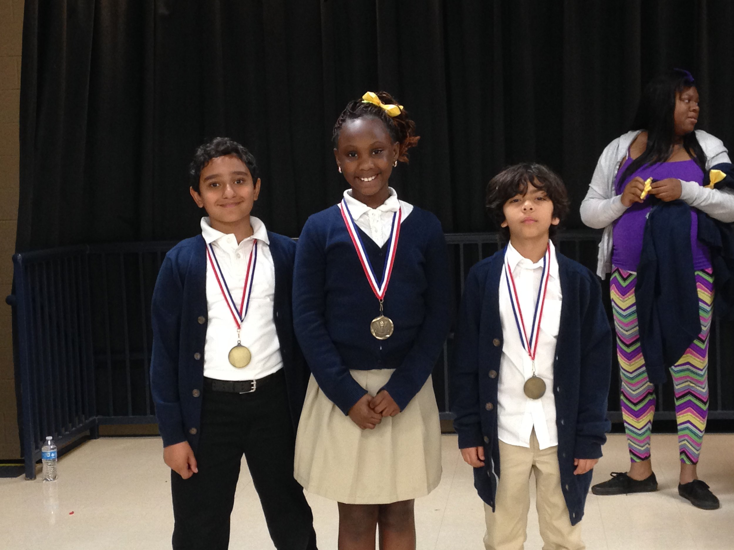 Carter-Lawrence Elementary Students