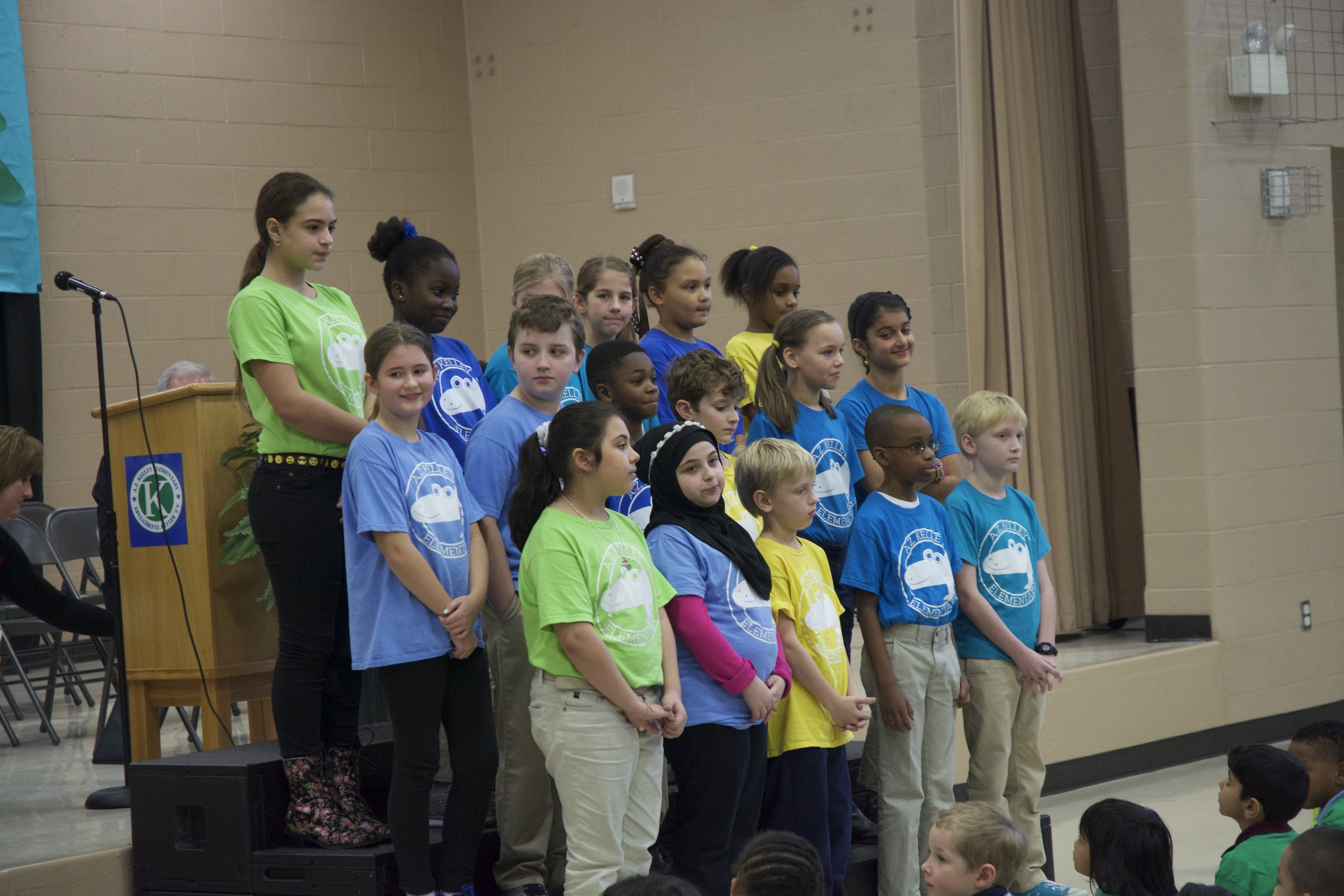 4thgradechoir