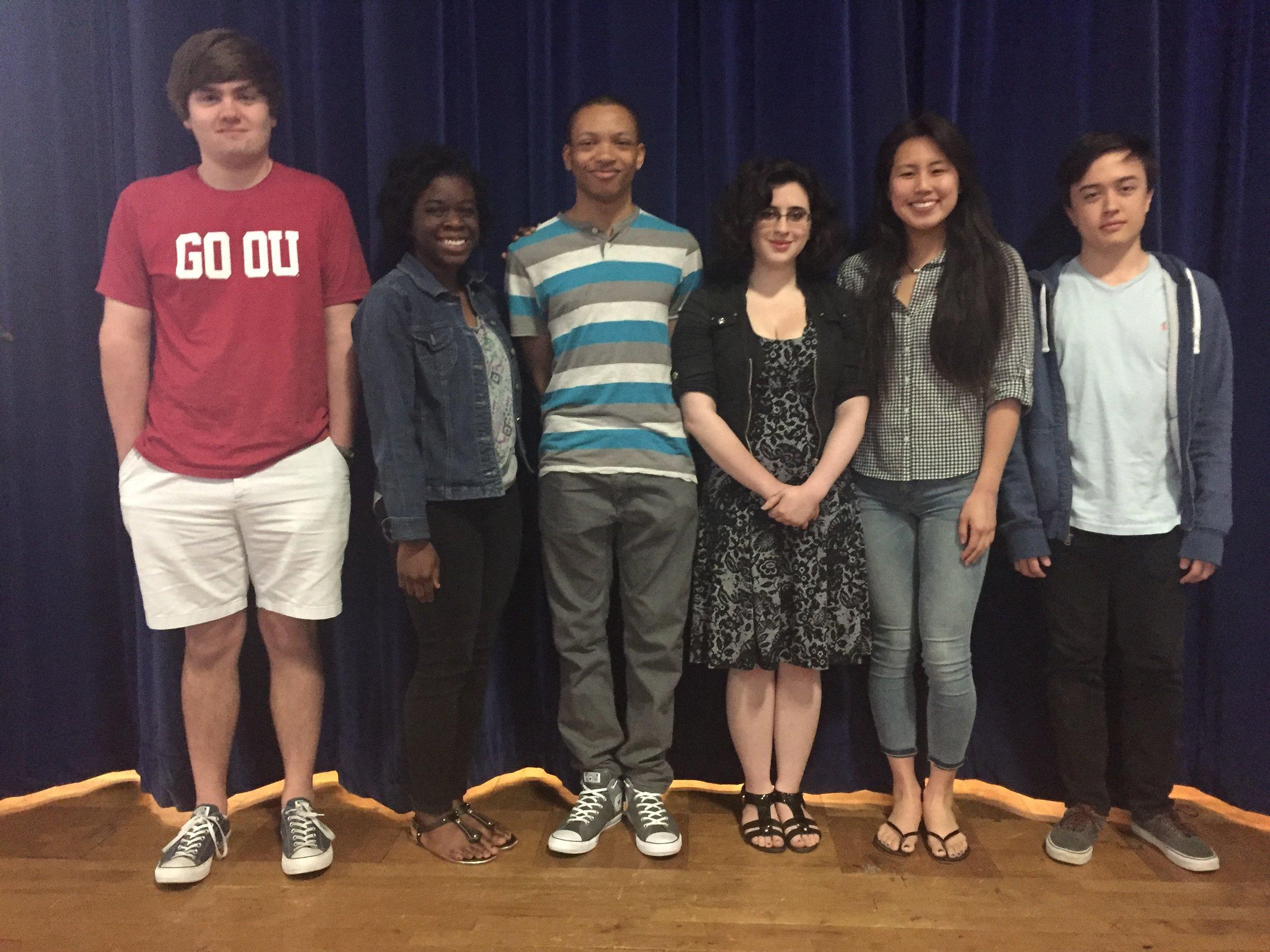 MLK National Merit Scholars