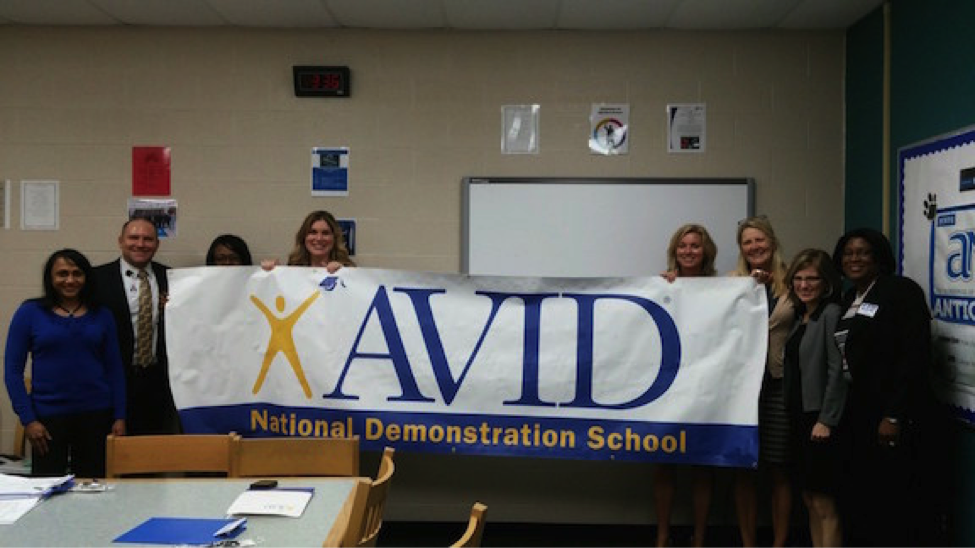 Antioch High School Recognized Nationally for AVID program
