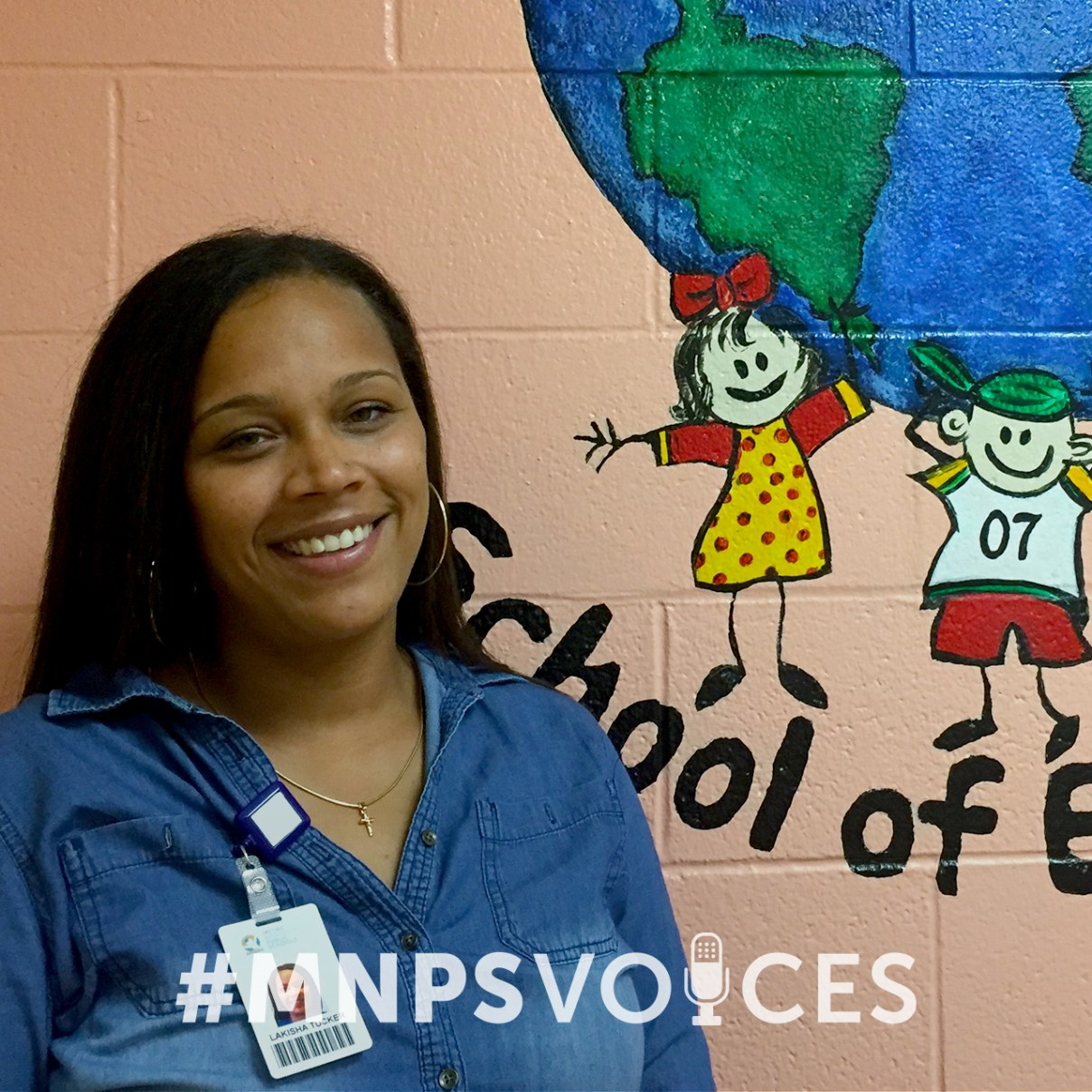 #MNPSVoices: Lakisha Tucker, Front Office Assistant