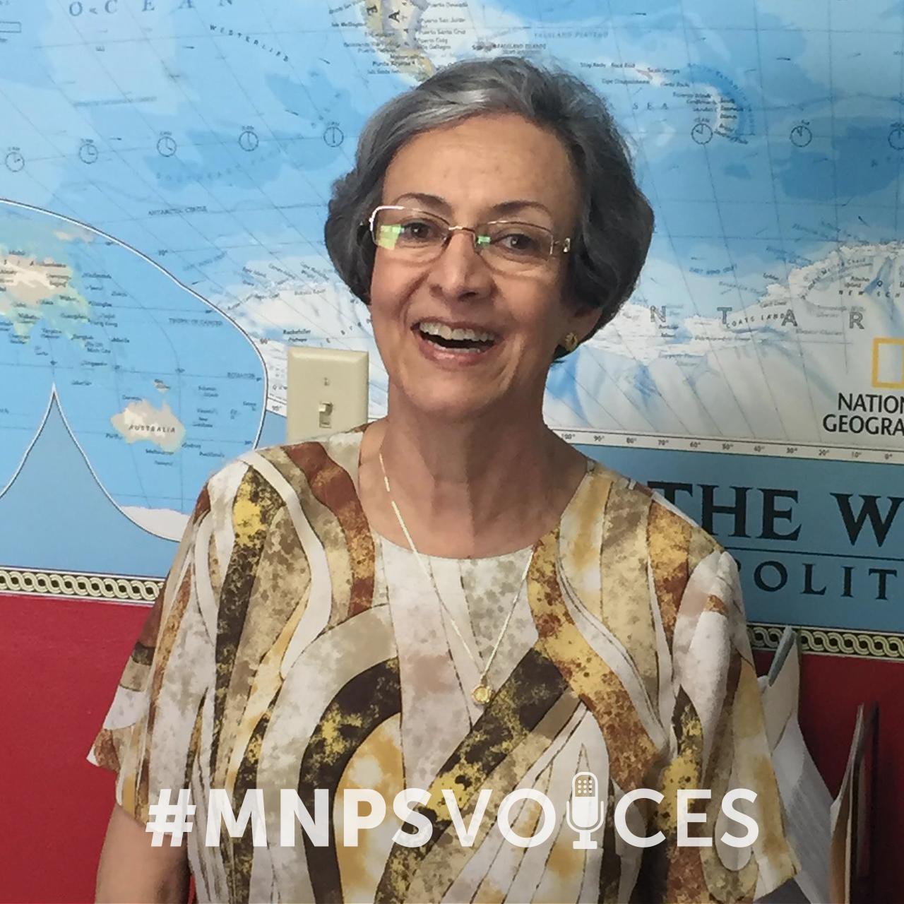 #MNPSVoices: Clemencia Donovan, NELB Language Coordinator