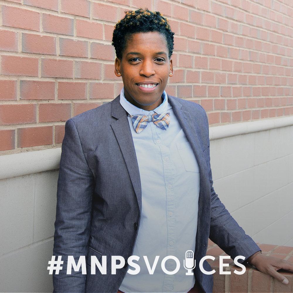 MNPSVoices Melissa Gordon