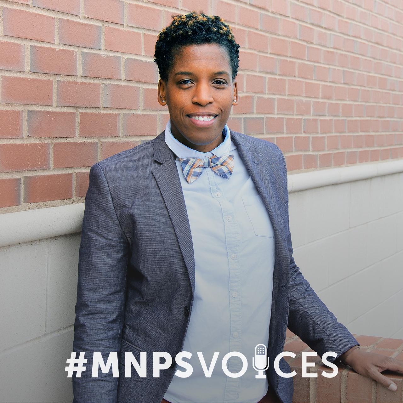 #MNPSVoices: Melissa Gordon, Restorative Practices Specialist