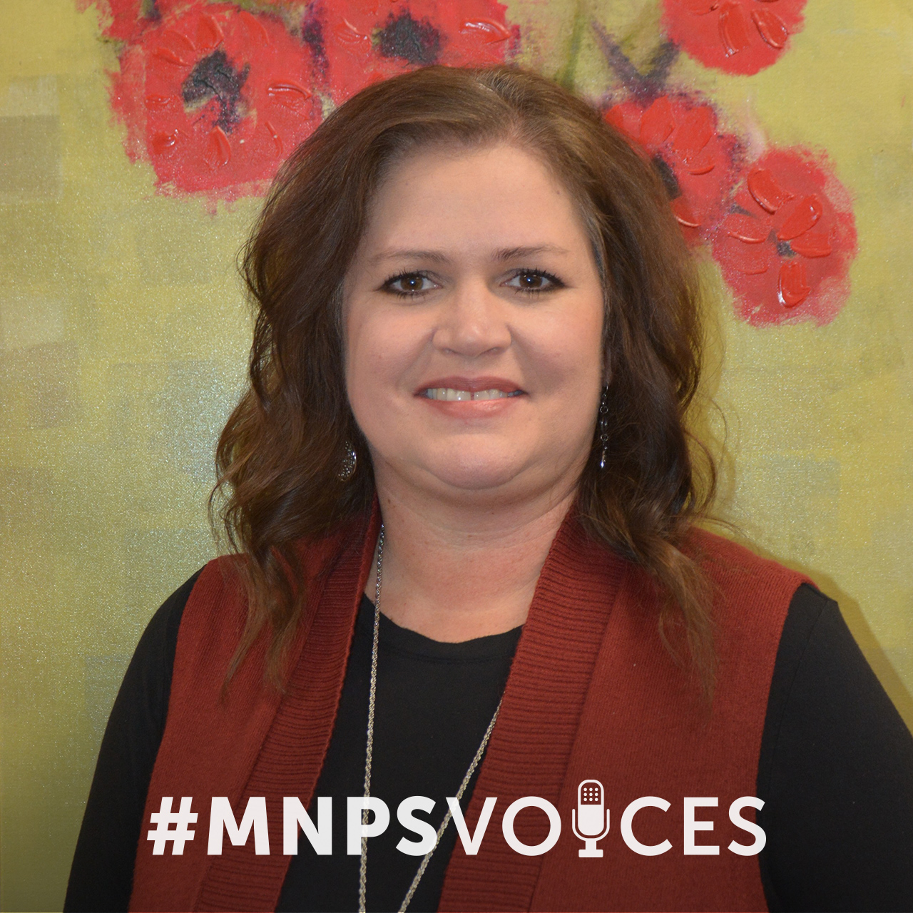#MNPSVoices:  Julie Fulcher, Benefits Specialist