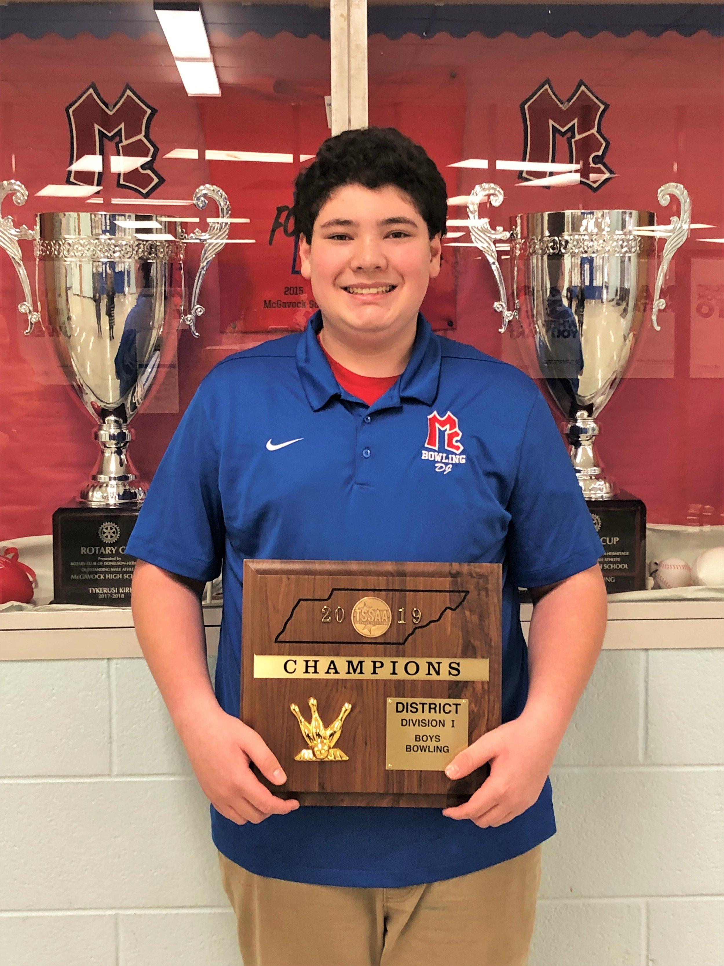 "MNPS MVP: Dominic ""DJ"" DeVilla – McGavock High School"