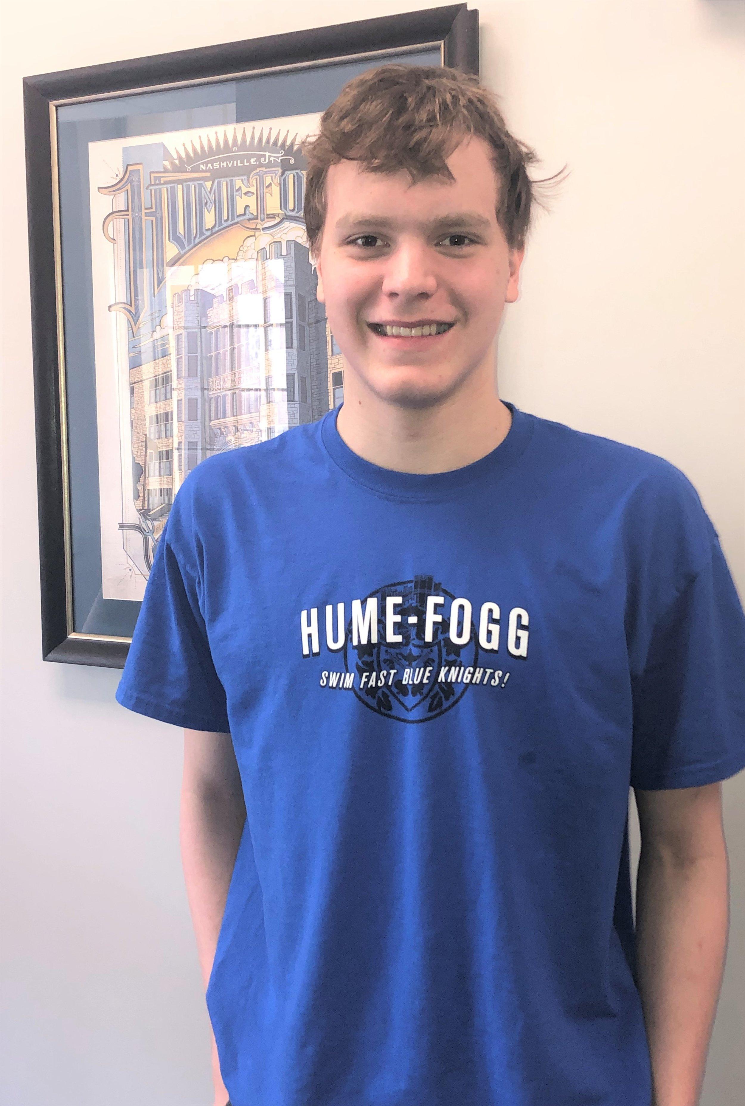 This week's #MNPSMVP is Ian Marshall – Hume-Fogg Academic High School