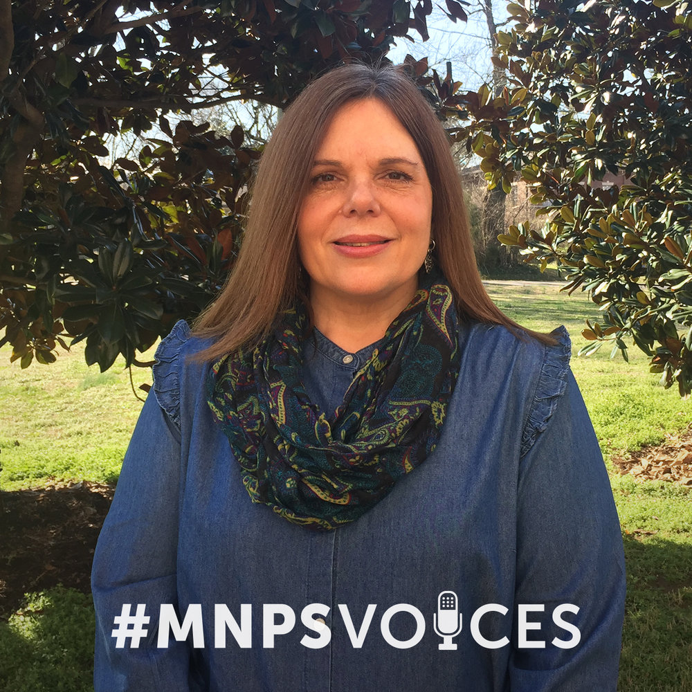 Jan Lineberger for MNPS voices
