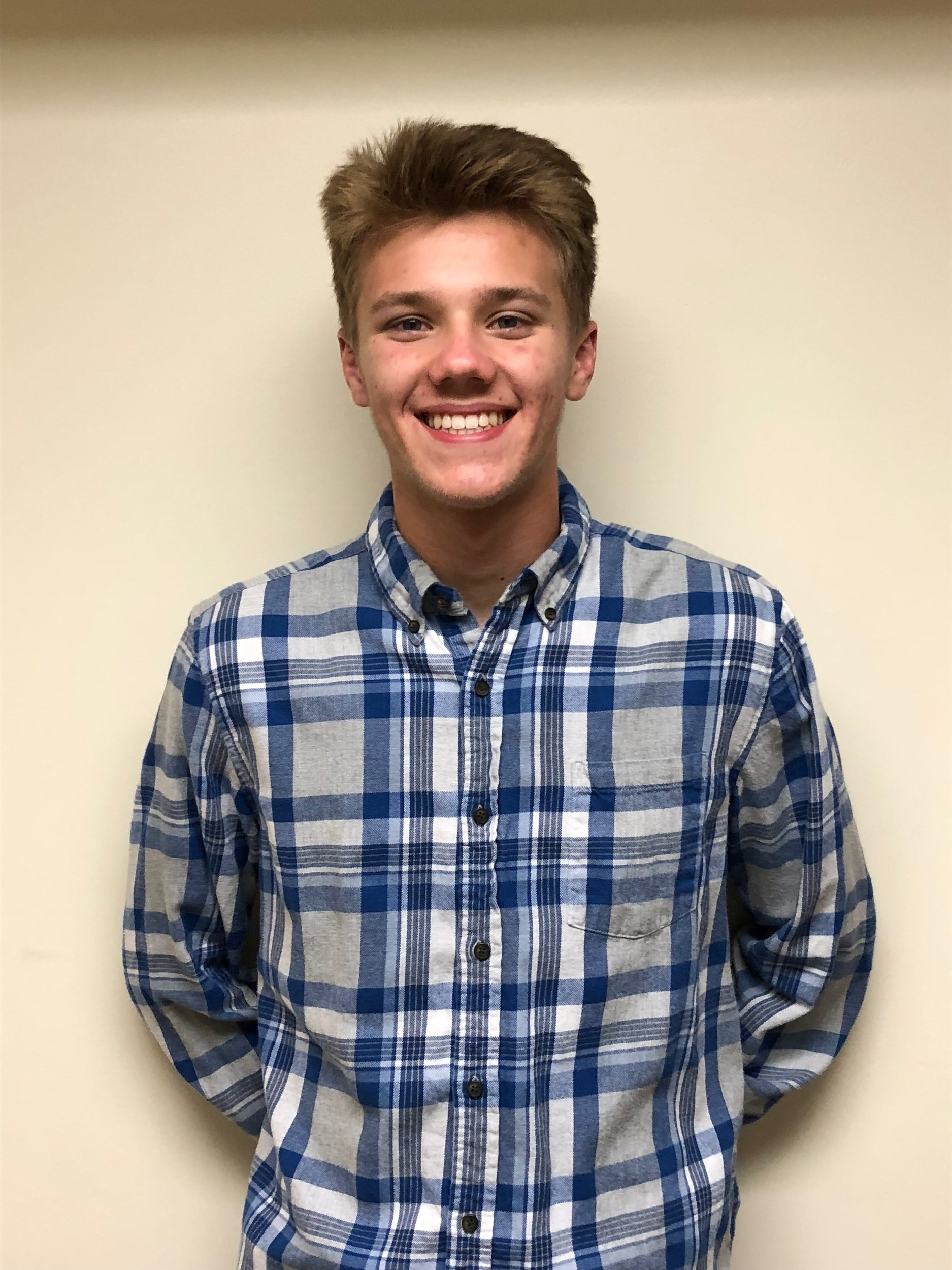 This week's #MNPSMVP is Barrett Boese – McGavock High School