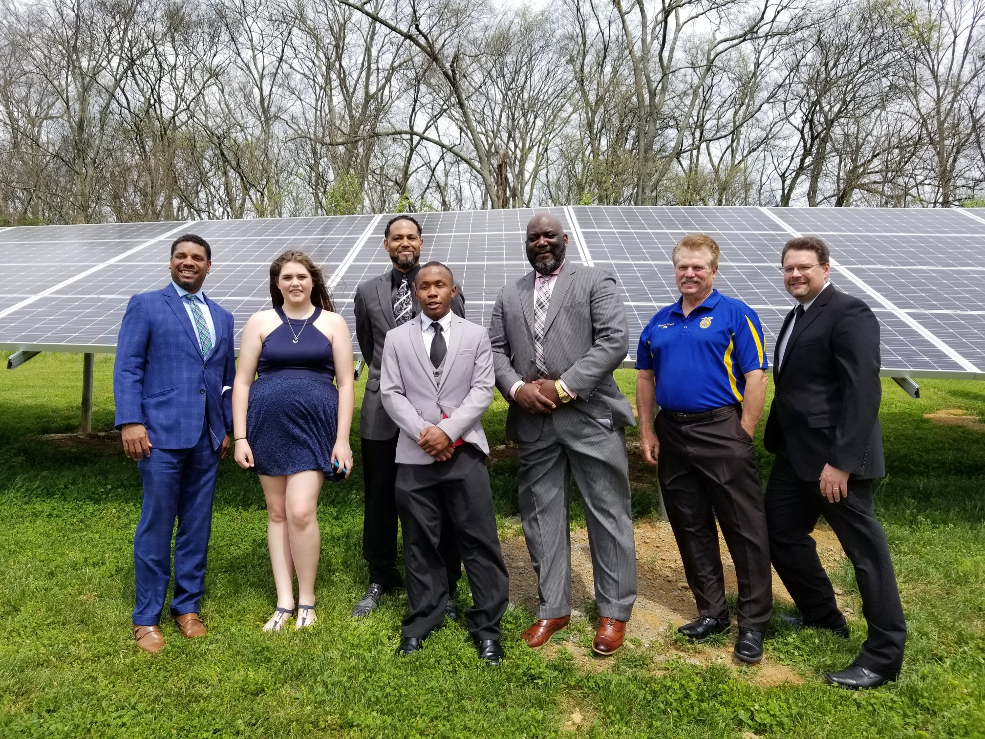Whites Creek Unveils New Solar Farm