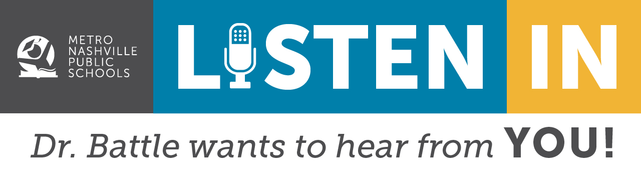 Dr. Battle Hosting Listen In Sessions